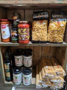 pasta noodles sauces and oils